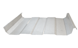 Lámina Ternium KR-18 techos engargolados laminas galvanizadas