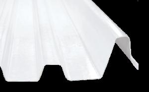 Las láminas de poliéster Poliacryl laminas galvanizadas