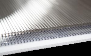 Lámina plástica Makrolon laminas galvanizadas